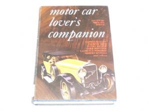 Motor Car Lover's Companion (Hough 1965)